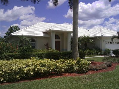 Welcome home to your private Gulf Coast Oasis-spacious, clean and comfortable