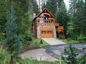 Yosemite National Park house rental - October 2014