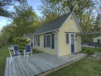 Saugatuck / Douglas house rental - One of our three available cottages