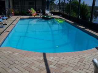 Hudson house photo - Heated pool...14x30