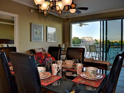 Beautiful vaction setting at Bay Harbor condos