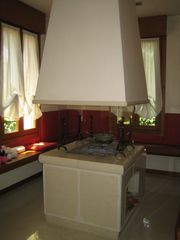 Treviso villa photo - Fireplace