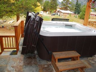 Frisco house photo - Hot Tub