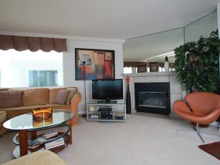 San Diego condo photo - Gas Fireplace