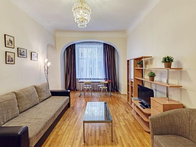 RIGAAPARTMENT10 - Two Bedroom Apartment, Sleeps 6