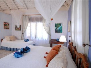 Silver Sands Jamaica villa photo - Bedroom # 2 .... another view
