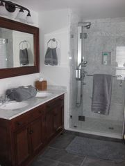 Williamstown house photo - ....and has an ensuite all-marble European shower