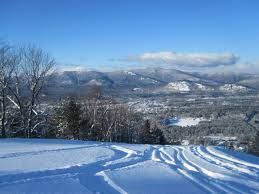 Skiing at Cranmore