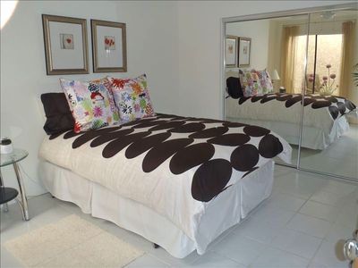 2nd  Spacious Bed Room / Queen Size Bed