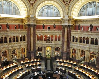 Library of Congress: Public tours available.