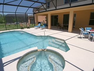 Plenty of room for all 30ft pool - Emerald Island house vacation rental photo