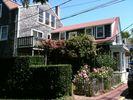 The unit occupies the entire second and third floors - Provincetown condo vacation rental photo