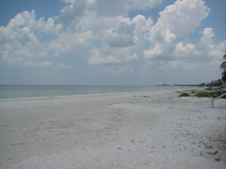 Fort Myers Beach house photo - White Sand Beach