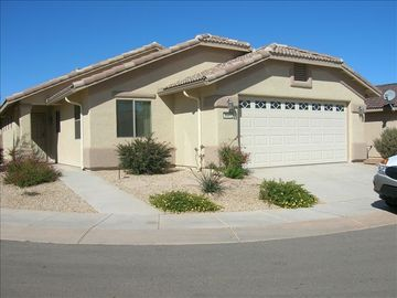 Sierra Vista house rental - Front View of Home 1