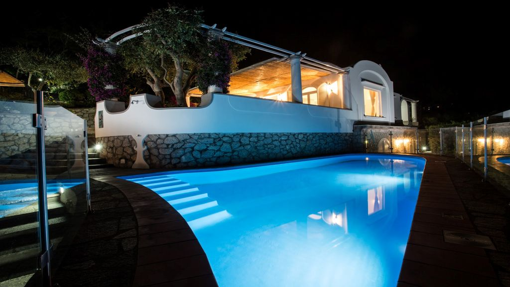 Luxury Villa In Capri With Private Pool 11 Vrbo