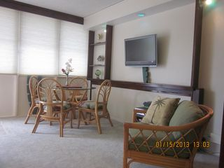Makaha condo photo - Living Room with flat screen TV