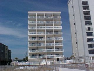 Gulf Shores condo photo - View From Beach