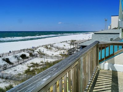 Enjoy Gulf Breezes from second floor balcony!