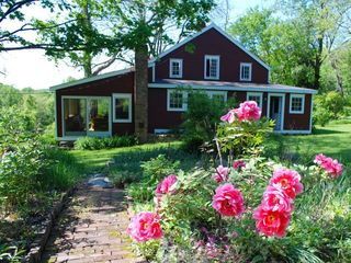Patterson farmhouse photo - Enjoy Each Season:Japanese Peony garden in bloom (May/June)