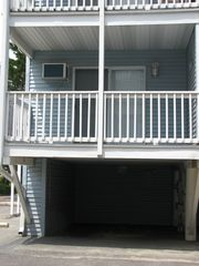 Dominica Beach Ocean City condo photo - Unit with covered parking below