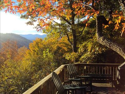 Just minutes from the Appalachian Trail, the NOC, and Tsali Recreation Are