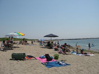 Private Beach, 5 min walk from house! - Narragansett cottage vacation rental photo