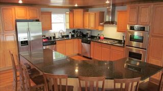 La Follette cabin photo - Huge Kitchen