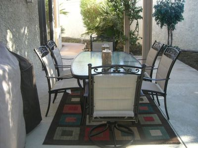 Outdoor Dining Area off Kitchen / BBQ