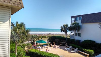 Our New Beach Condo Is Ready To Share! Awesome Ocean View!