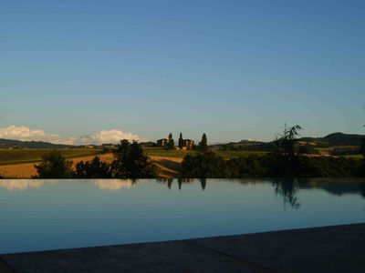 Pool and relax on a hill 15 km from bologna - Landscape