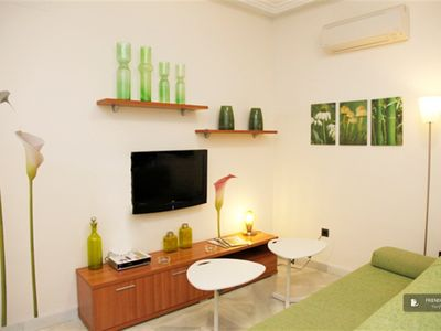 "Friendly Rentals The Santa Clara IV Apartment in Seville - Click on the ""Book Now"" button to calculate the exact price."
