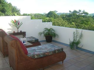 Mal Pais villa photo - Roof Top Terrace