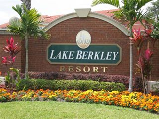 Lake Berkley house photo - Lake Berkley Resort Orlando Florida - Lake Berkley Resort Orlando Florida