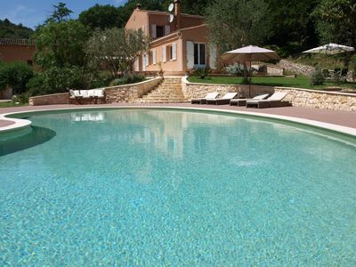Cagnes sur Mer, newly refurbished apartment in Villa, extremely peaceful