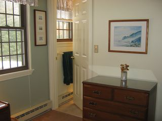 Osterville house photo - Doorway to Master Bath