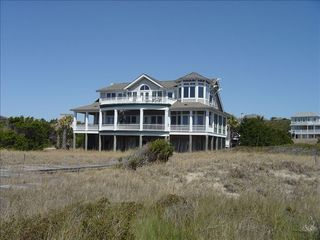 Bald Head Island house photo - Three Floors of Living on the Beach!