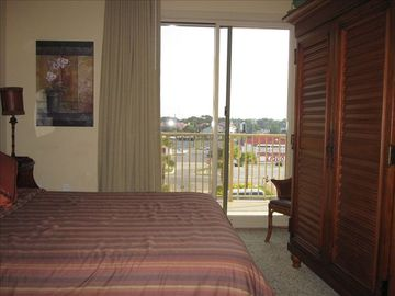 All Bedrooms have a great view and balcony access.