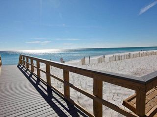 Holiday Surf and Racquet Club Destin condo photo - Dune walkover