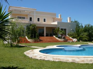 Carvoeiro villa rental - ' Villa Grande Do Sol'