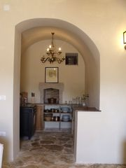 Vico del Gargano villa photo - First Floor Kitchen