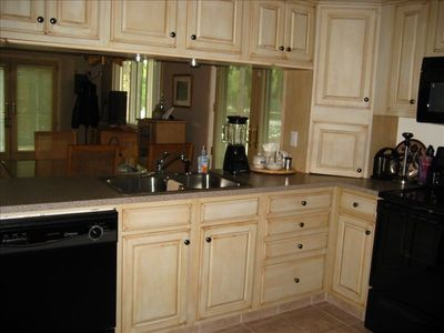 Old Forge villa rental - Kitchen
