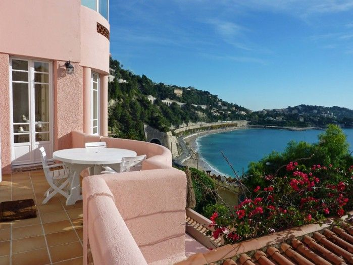 Villa In Villefranche Sur Mer Cote D Azur France 5 Br Vacation Villa For Rent In Villefranche
