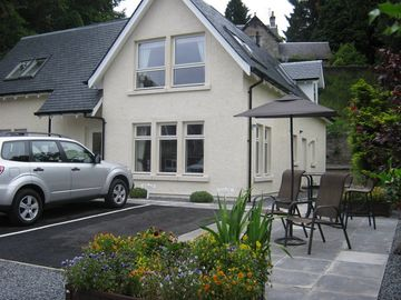 Pitlochry and Highland Perthshire apartment rental