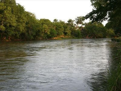 Smithville house rental - Picturesque Colorado River, just steps away