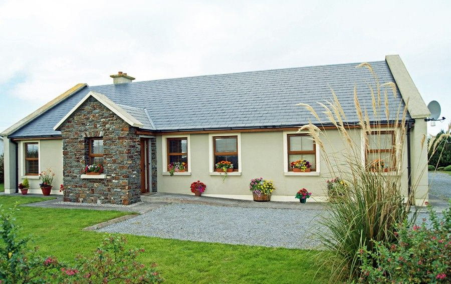 Spacious modern seaside home fabulous homeaway for 4 bed bungalow plans ireland