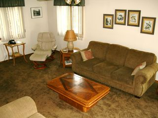 Lake Wallenpaupack cottage photo - Living Room