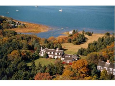 Barnstable estate rental - Barnstable Harbor front Estate