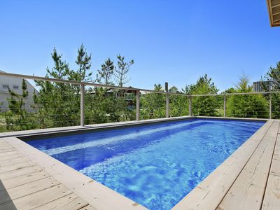 Amagansett house rental - Pool and Hot tub
