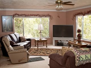 Kanab house photo - Upper living area