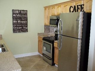 Ocean Reef condo photo - Brand new appliances